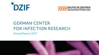 DZIF Annual Report 2017